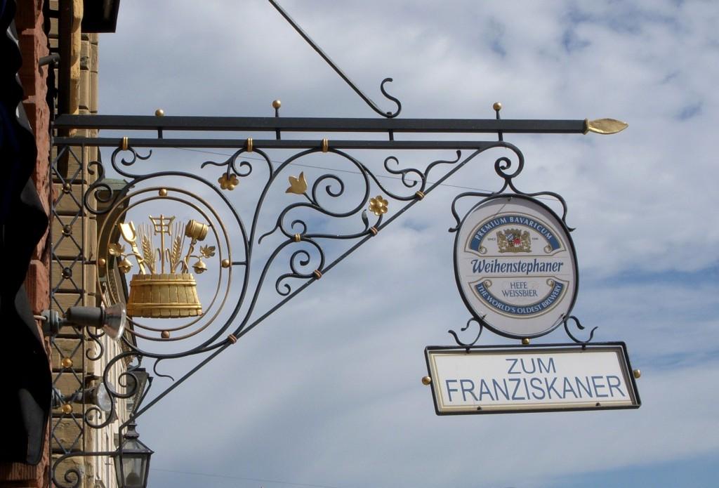 Zum Franziskaner / Fotó. Pinterest