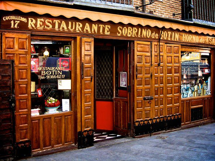 Sobrino de Botín / Forrás: Pinterest