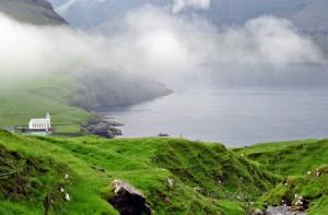 Faroe Islands Village