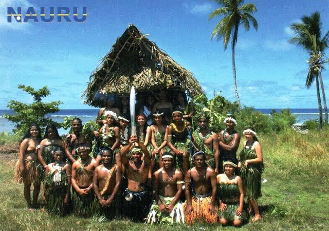 Nauru / Forrás: Tourist.destinations.com
