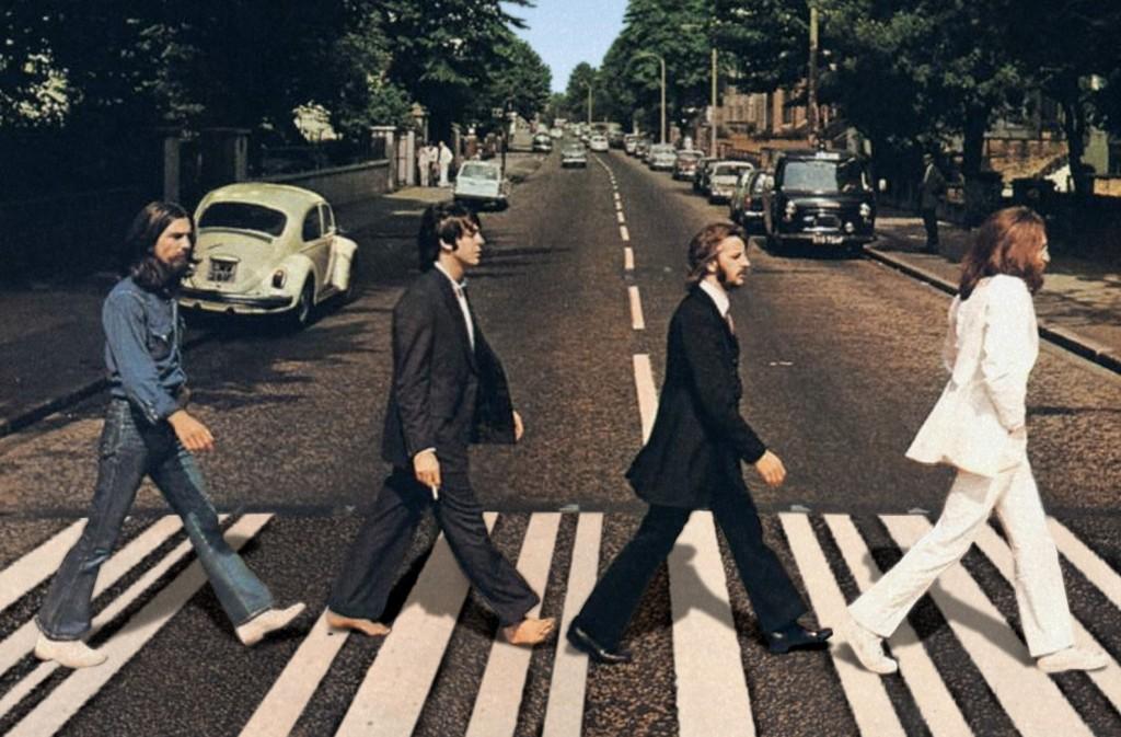 Fotó: Pocketfullofliberty.com / The Beatles legendás képe