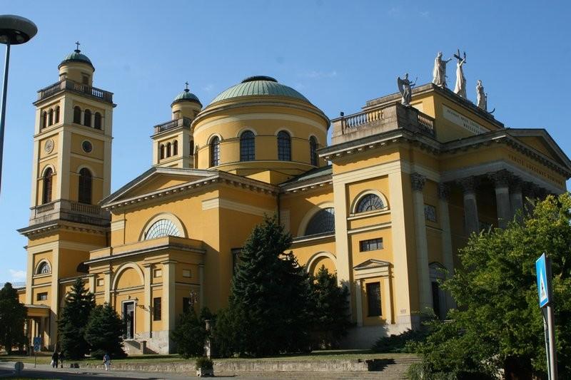 Fotó: Eger.varosom.hu / Az Egri Bazilika