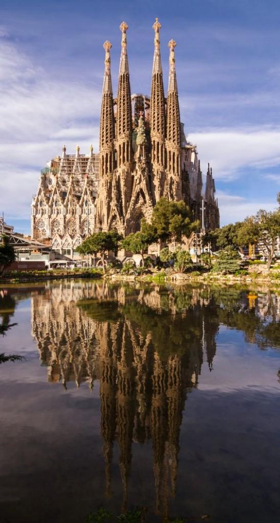 Forrás: Voyages / La Sagrada Familia