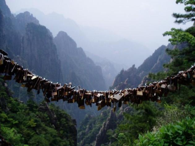 Kína, Huangshan