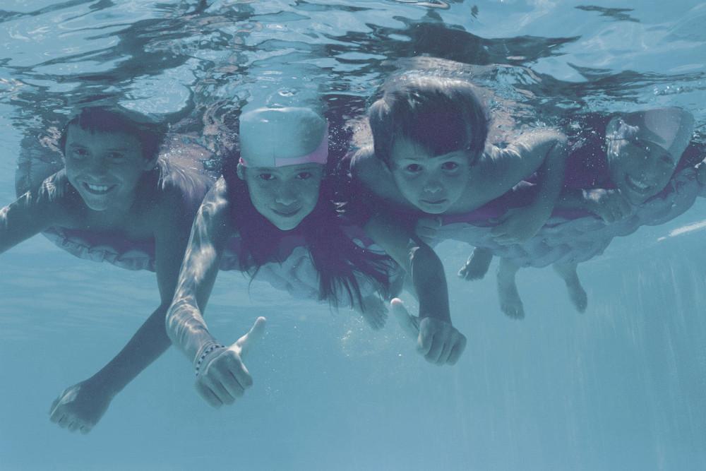 Forrás: Aqua Dome / Keddenként 14 éves korig ingyenes!