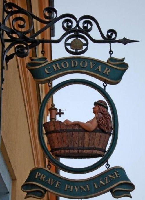 Chodovar sörfürdő - eredeti fürdőkúra