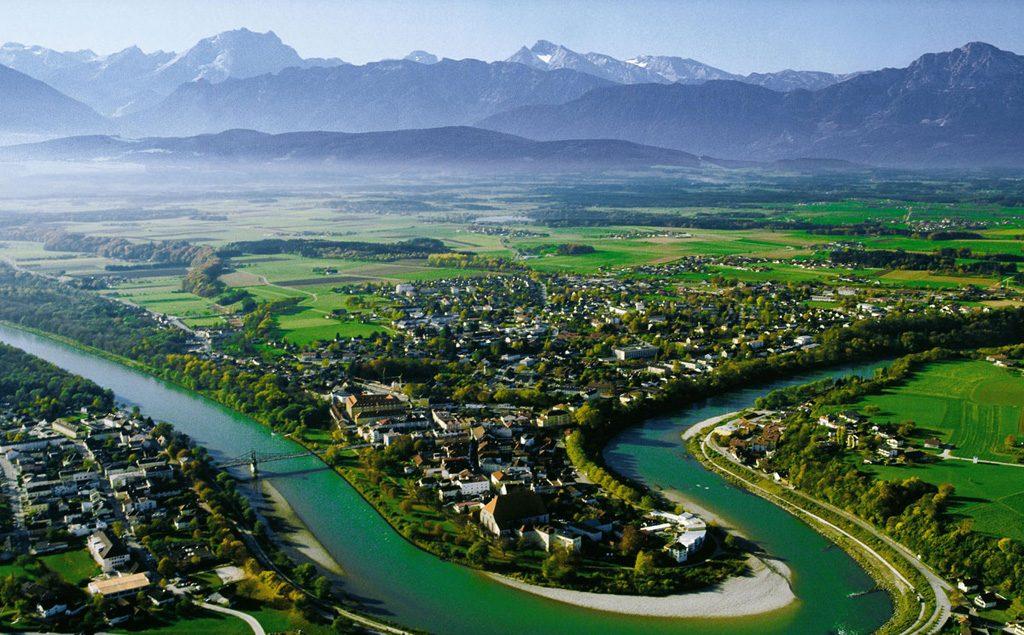 Berchtesgadeni vidék UNESCO-bioszfére-rezervátum