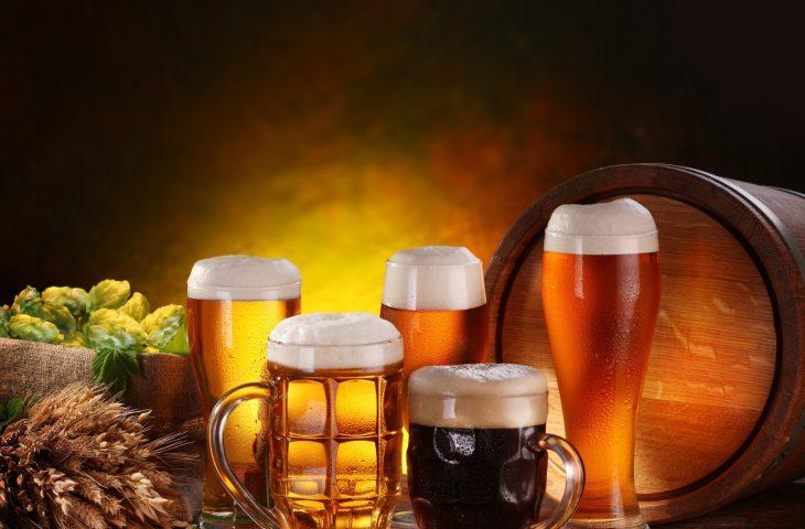bảo quản bia rượu